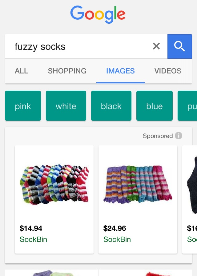 google shopping new features
