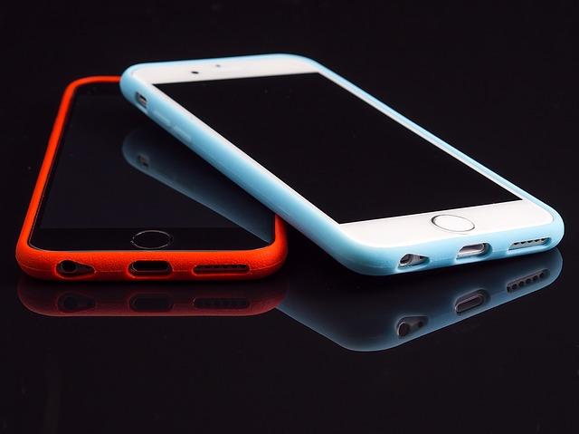 mobile device photo